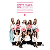 Happy Pledis 2012 Love Letter