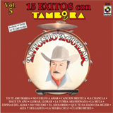 15 Éxitos Con Tambora Vol. 5