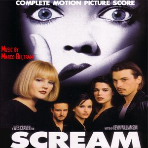 Scream (Complete Score, CD1)